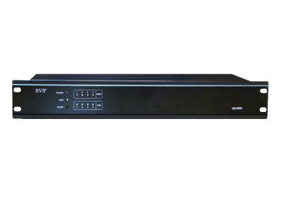 Programmable Central Control Host HD-9000