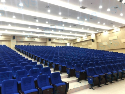 Xunkong Participated in Creating A Multifunctional Auditorium for A School in Sichuan